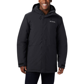 Columbia Northbounder TurboDown Parka Heren, black